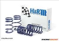 H&R Mercedes W124, 300D Turbo, 250D Turbo, kivéve szintszabályzós, 4-Matic, 1987-1995-ig, -50mm-es Ültetőrugó
