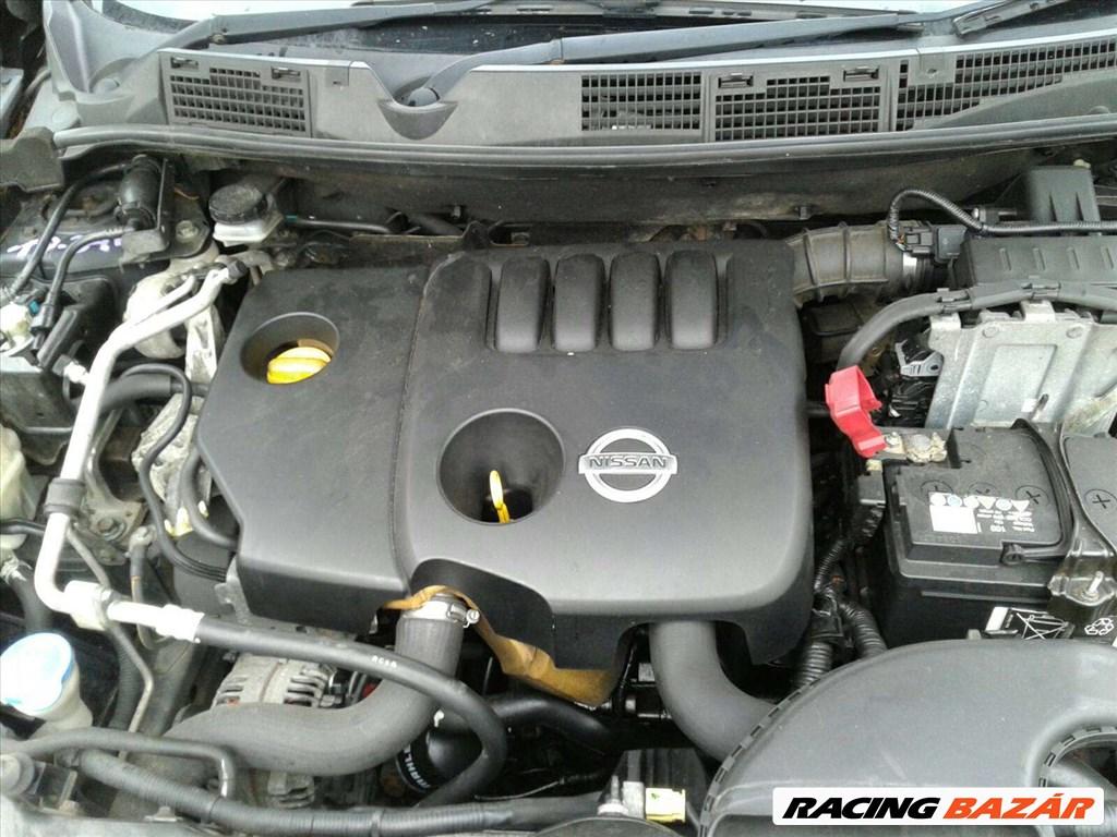 Nissan Qashqai Bontott alkatrészei 10. nagy kép