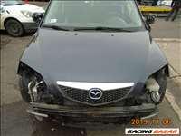 Mazda 2 (ZQ) bontott alkatrészei