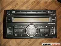 Nissan Navara D40 2.5 dCi Rádió Autórádió CD Bluetooth 28185-EB45B PN-2804N (28185-EB45B PN-2804N)