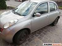 Nissan Micra (5th gen) bontott alkatrészei