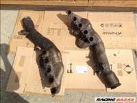 Lamborghini Huracan 5.2 V10 kipufogó leömlő és katalizátor