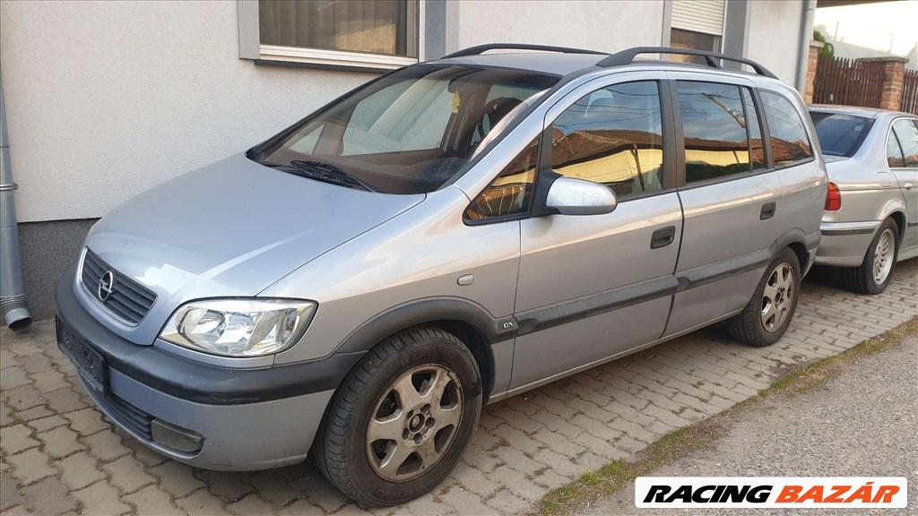 Eladó Opel Zafira 2.0 DTI 16V (1994 cm³, 100 PS) 1. nagy kép