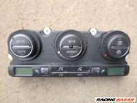 Volkswagen Passat B6 3C DIGIT KLÍMA KIJELZŐ 3C0 907 044 AC