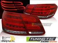 Mercedes MERCEDES W212 E-KLASA 09-13 SEQ RED WHITE LED Tuning-Tec Hátsó lámpa