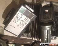 Opel Zafira A 1.6 16V DMKP 935489 HSFI-2.1 DO 1004 BE 09353489 5WK4763 24445098 Z16XE motorvezérlő