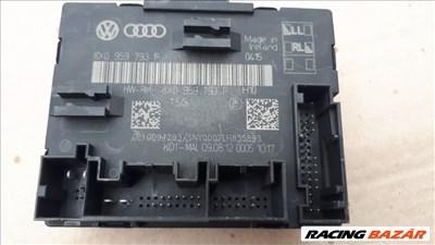 Skoda Superb II ajtóvezérlő elektronika bal első