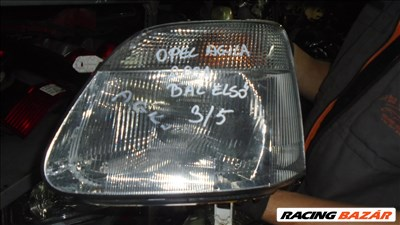 Opel Agila 2001-től bal első fényszóró eladó *