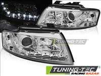 Audi AUDI A4 B6 CABRIO 02-06 LED CHROME Tuning-Tec fényszóró