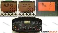 Fiat Ducato, Peugeot Boxer, Citroen Jumper kilométeróra hiba - vonalkák - - - - -