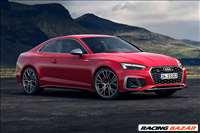 Audi A5 S5 bontott első sárvédő, lökhárító és 1 db xenon fényszóró
