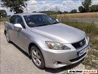 Lexus IS (XE20) 220d (d-cat 177LE ezüst, 6 seb. manuál) alkatrészei eladók