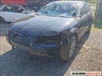 Audi A3 8P 2.0 TFSI sportback bontott alkatrészei LZ9Y színben eladók