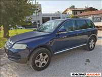 Volkswagen Touareg I R5 TDI Vw Touareg R5 TDI motor, BAC kóddal, 247.142Km-el eladó