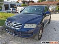 Volkswagen Touareg R5 Tdi(BAC) bontott alkatrészei LD5Q színben eladók