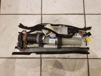 Opel Astra H tető mozgató motor hidraulika szivattyú 13197772