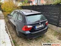 BMW E91- E90- MONACO BLAU szinben bontódik. PRE lci.