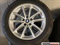 BMW X3 F25 gyári 7,5X17-es 5X120-as ET32-es könnyűfém felni garnítúra eladó!