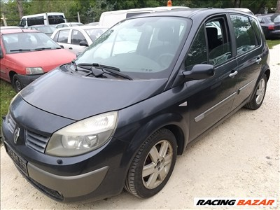Renault Mégane II kormánymű