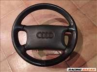 Audi A6 Kormány Audi A8 Gyári bőr kormánykerék légzsákkal