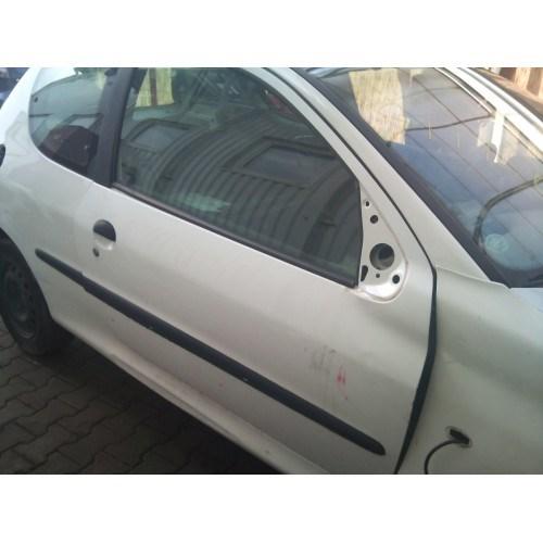 Peugeot 206 jobb ajtó (3 ajtós) 1. nagy kép