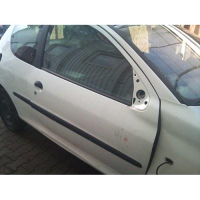 Peugeot 206 jobb ajtó (3 ajtós)