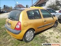 Renault Clio II bontott alkatrészei