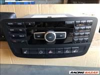 Mercedes Benz A,B,CLA,GLA, gyári rádió (Multimédia