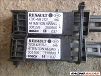 Renault Clio II 2000 ütközés érzékelő ,CSATLAKOZÓVAL,  BOSCH 7700428312