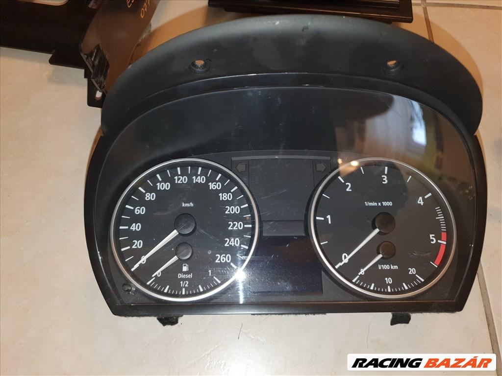 BMW E90 E91 E92 E93 316d 318d 320d 325d 330d diesel óra óracsoport km eladó (077095)  3. nagy kép