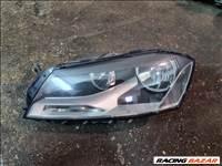 VOLKSWAGEN PASSAT B7 Bal első halogén fényszóró, lámpa