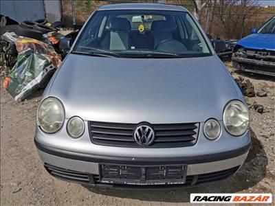 Volkswagen Polo IV 9N 1.2-12szelep, (AZQ)bontott alkatrészei LA7W színben eladók
