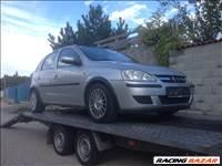 Opel Corsa C bontott alkatrészei