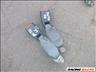 Suzuki Alto (5th gen) 2005 HÁTSÓ biztonsági öv csat