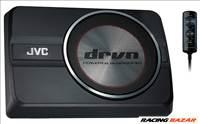 JVC CW-DRA8 Erõsítõvel ellátott mélyláda ultra-lapos kivitelben