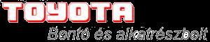 Toyota Bontó és Alkatrészbolt