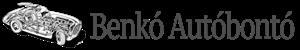 Benkó Autóbontó - Gátér