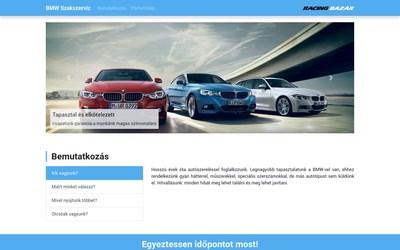BMW Szakszervíz