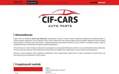 Cif-Cars Kft