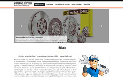 Kuplung Viaweb