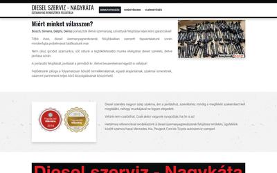 Diesel Szerviz - Nagykáta