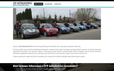 ZSP Autóalkatrész