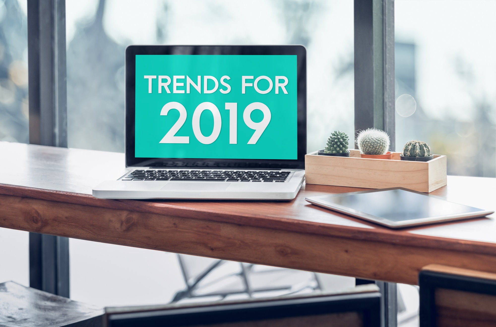Don't Get Left Behind: 4 Marketing Trends to Watch in 2019 1
