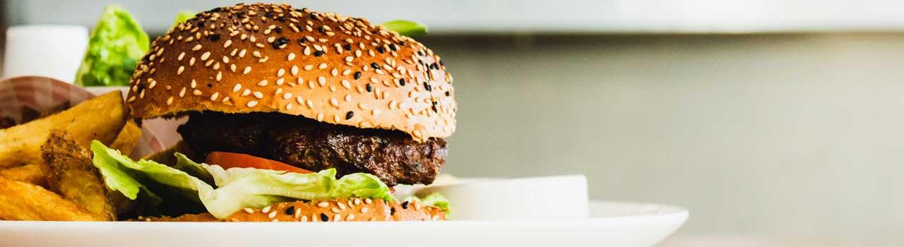 Burger Restaurant Store