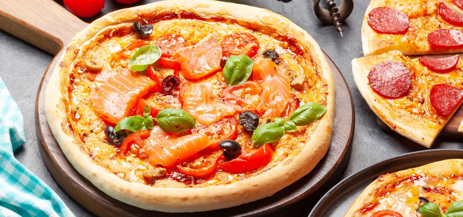Pizza Restaurant Store