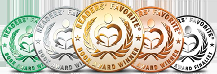Book Award Contest Seals