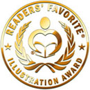 Illustration Book Award Seal