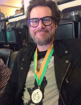 Jim Carrey Gold Book Award, How Roland Rolls