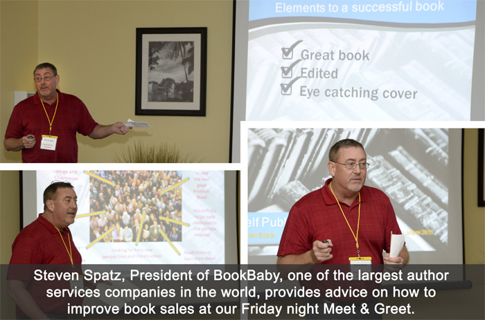 Author Expert Presenation, BookBaby