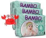 Abena Pieluchy Bambo Nature 2 Mini 3-6Kg 3X30Szt